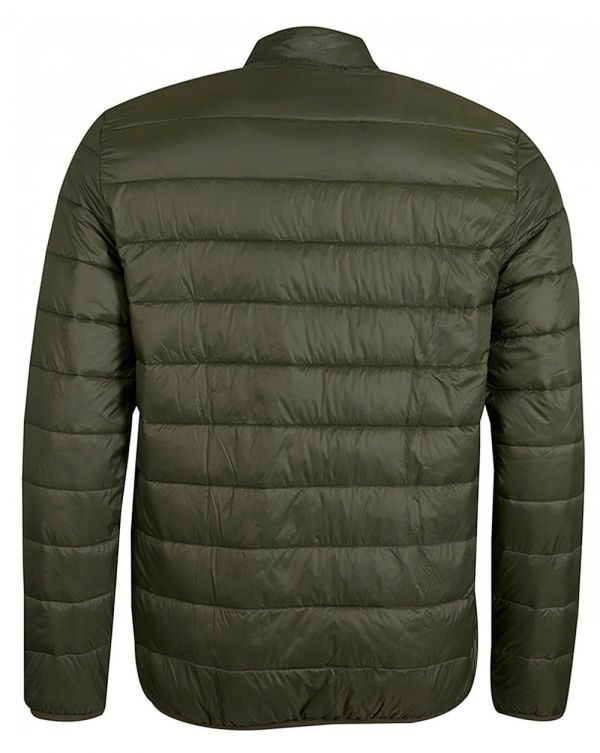 Reed Baffle Quilted Jacket