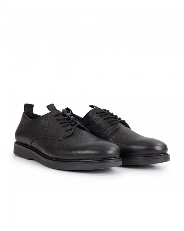 Barnstable Leather Derby Shoes