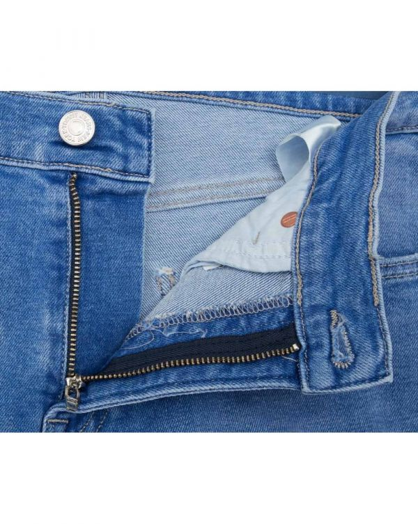 High Rise Slim Fit Izzy Cropped Jeans