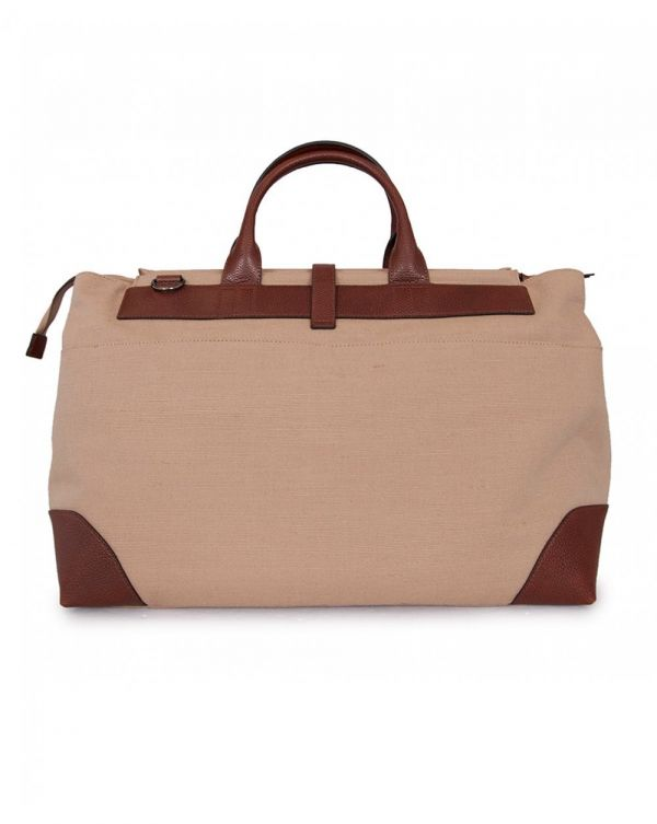 Canvas Recycled Holdall