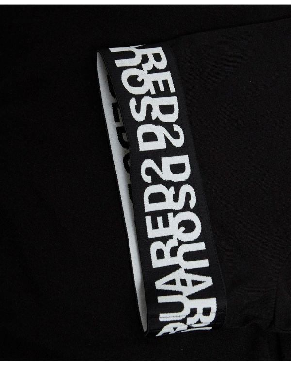 Cuff Taped Logo T-shirt