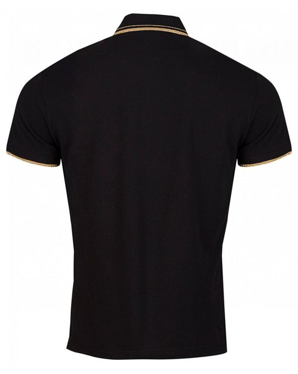 Tipped Slim Fit Polo Shirt