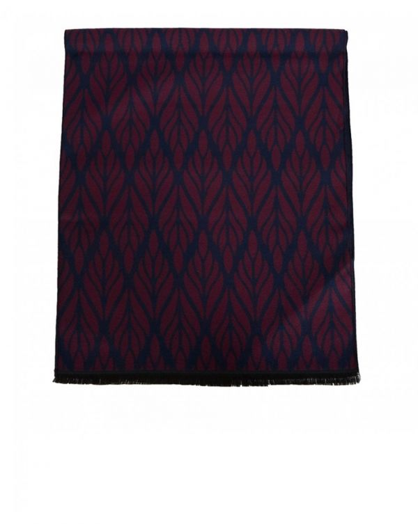 Stripe Reversible Soft Touch Scarf