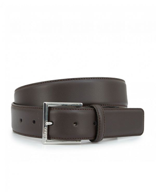 Golloty Smooth Leather Belt