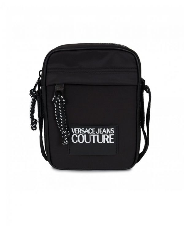 Couture Patch Cross Body Bag