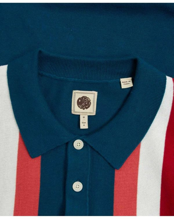 Lifton Knitted Polo Shirt