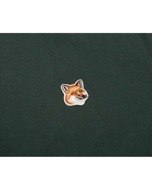 Fox Head Patch T-shirt