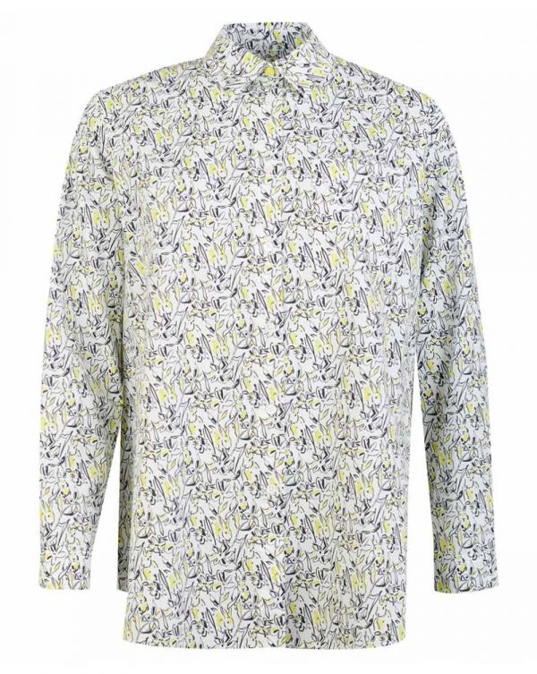 All Over Rabbit Print Shirt