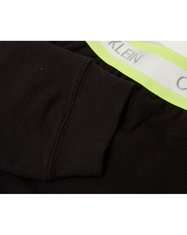 Neon Logo Jogging Bottoms