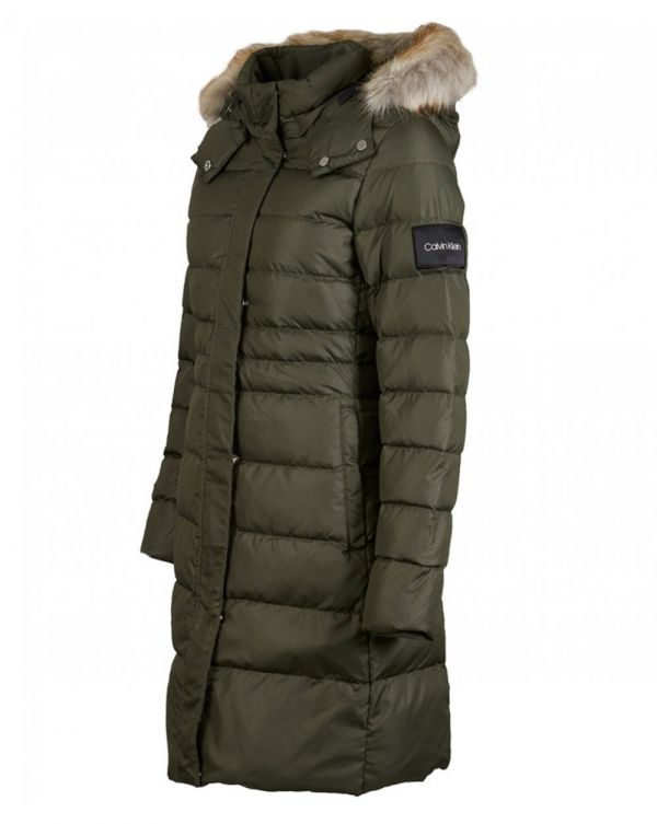 Essential Down Long Coat