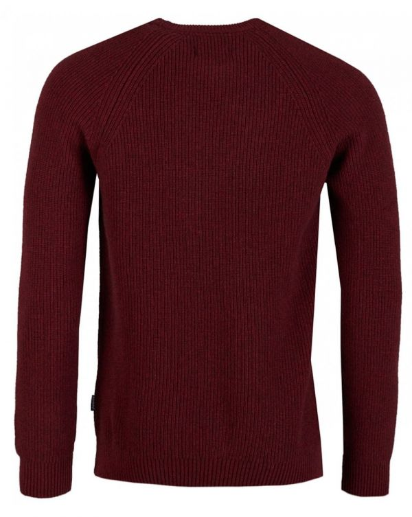 Manor Ribbed Crew Neck Knit