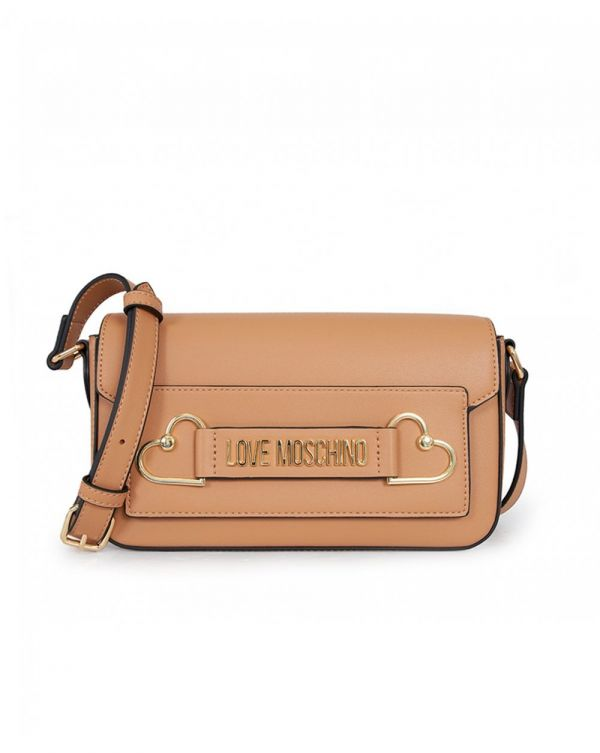 East West Heart Logo Crossbody Bag