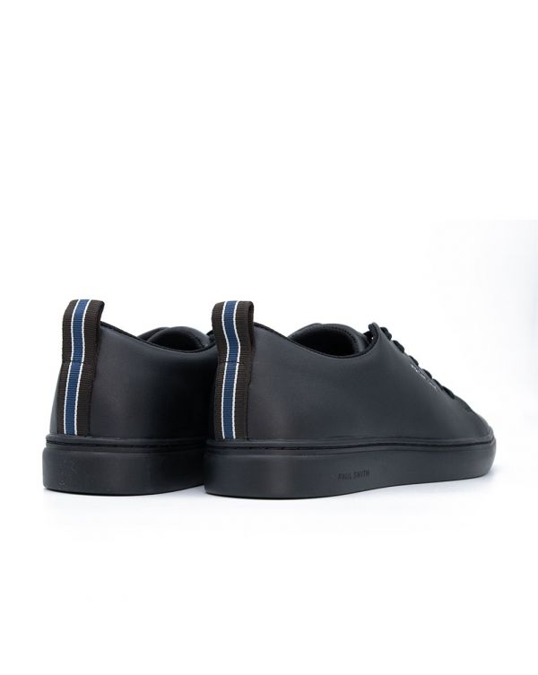 Lee Leather Logo Sneakers