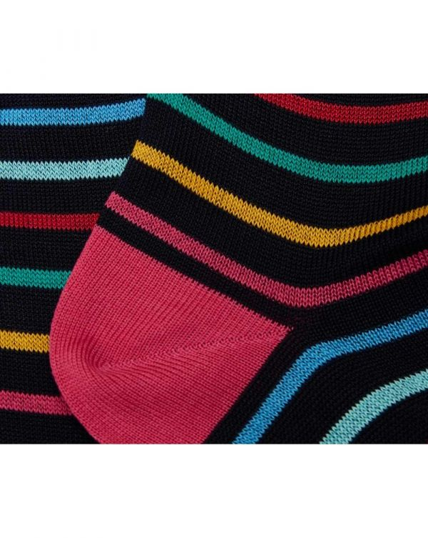 Zanzi Striped Socks