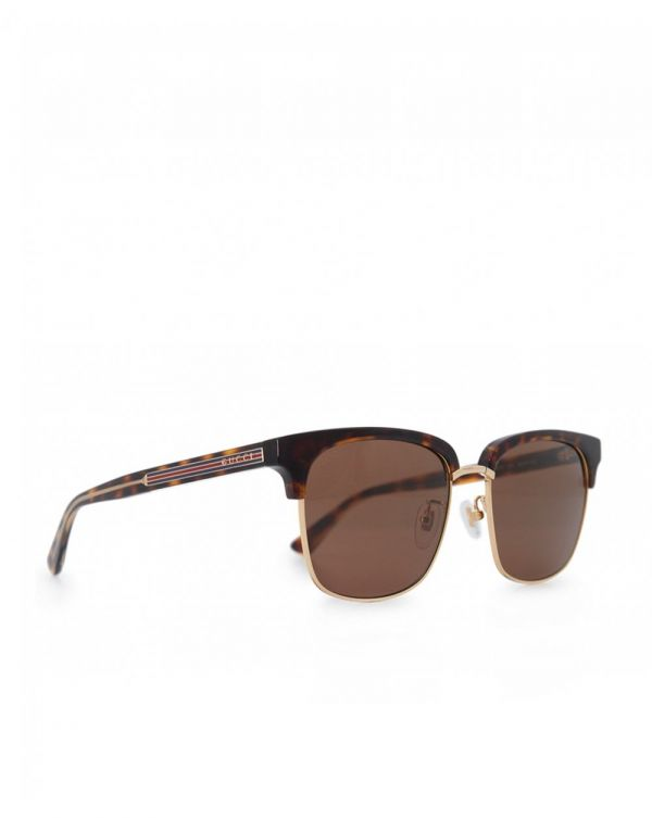 Acetate Clubman Sunglasses