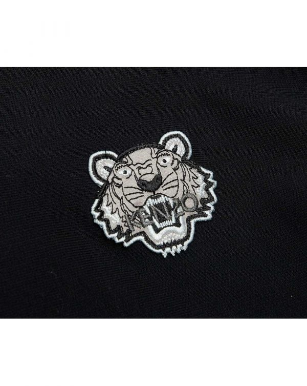 Tiger Crest Pullover Hoodie