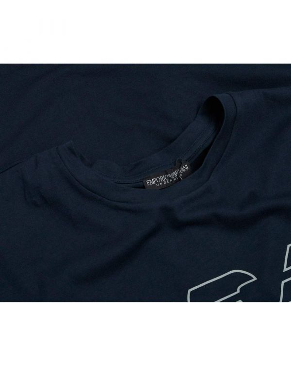 Large Eagle Outlined Boxed T-shirt