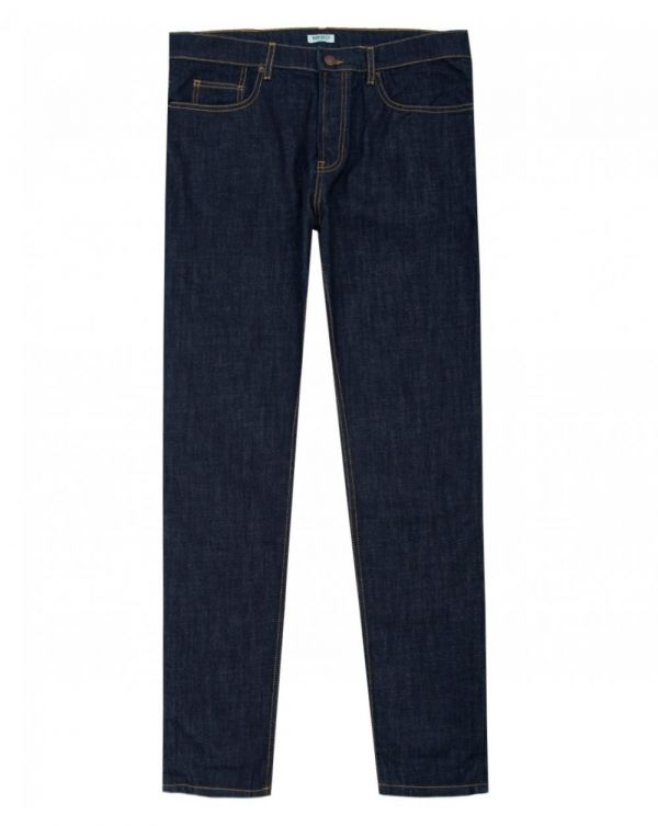 Roll Up Slim Fit Jeans