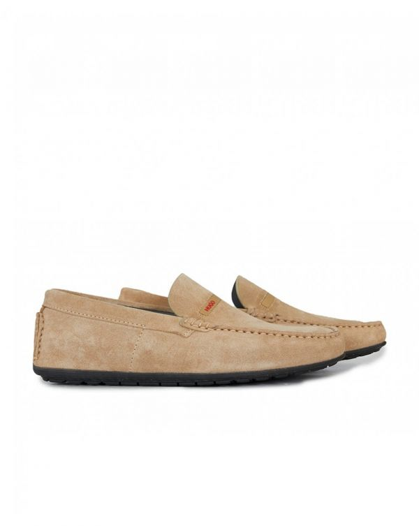 Dandy Moc Suede Loafers
