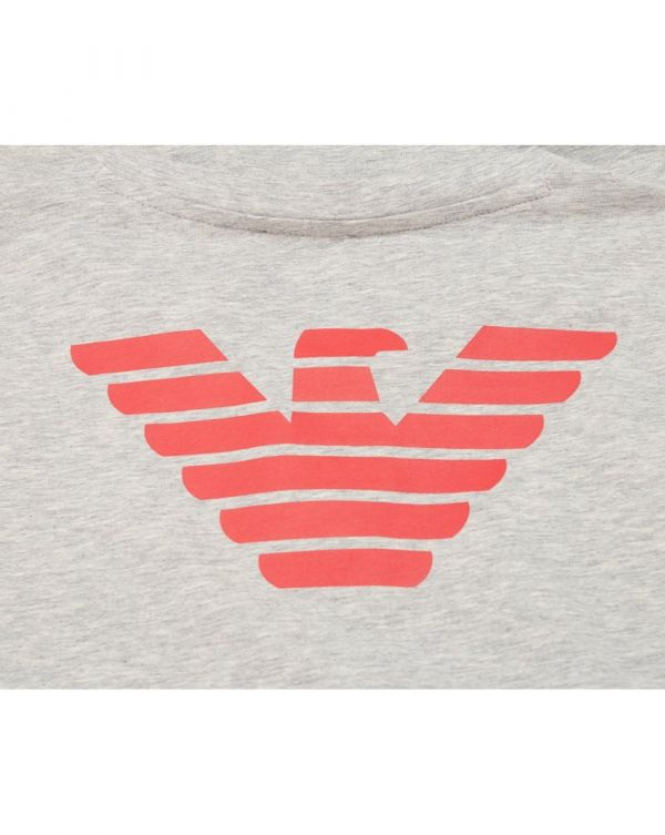 Eagle Back Logo Front T-shirt