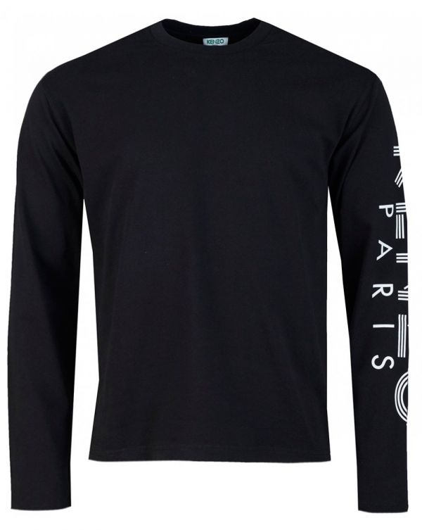 Kenzo Sport Long Sleeved T-shirt
