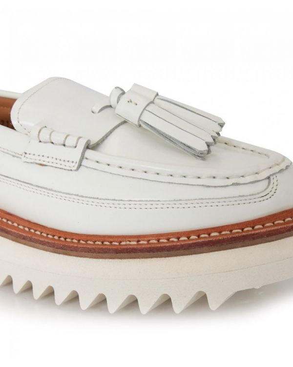 Chunky Sole Loafers