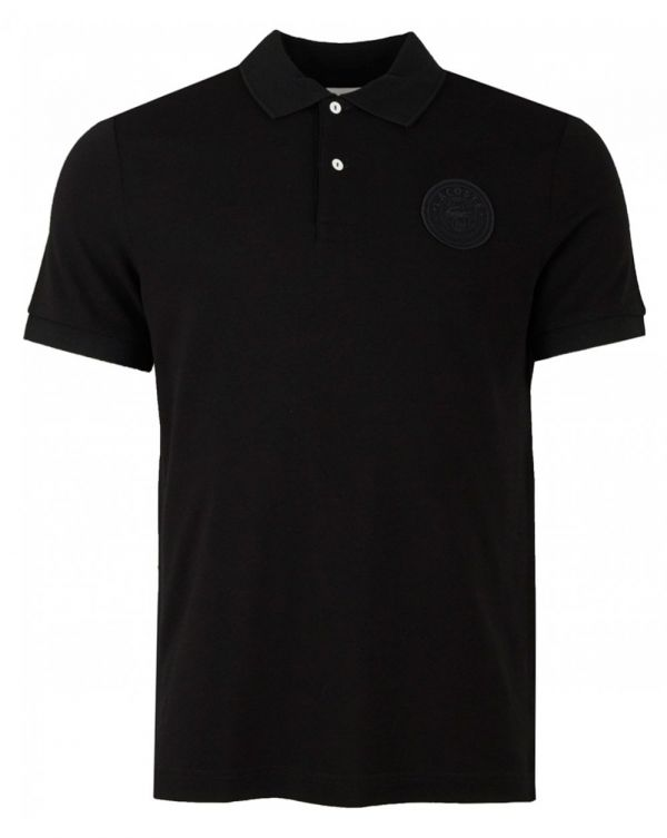 Circle Logo Short Sleeved Polo