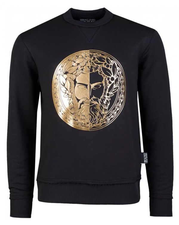 Foil Head Logo Sweatshirt
