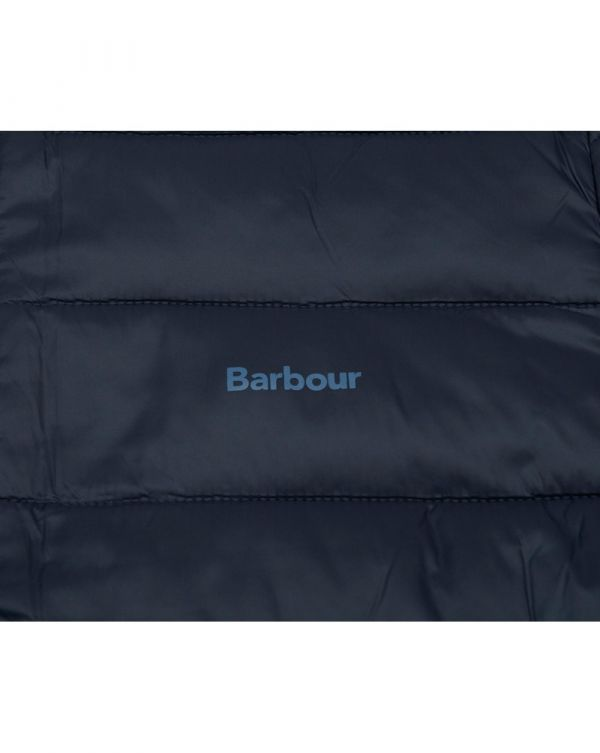 Penton Baffle Quilted Down Jacket