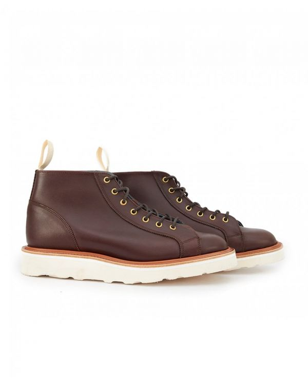 Tricker's Ethan Wedge Vibram Sole Boots
