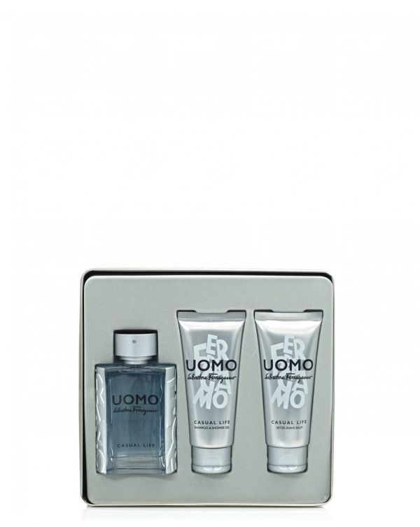 Uomo Ferragamo Casual Life 100ml Set