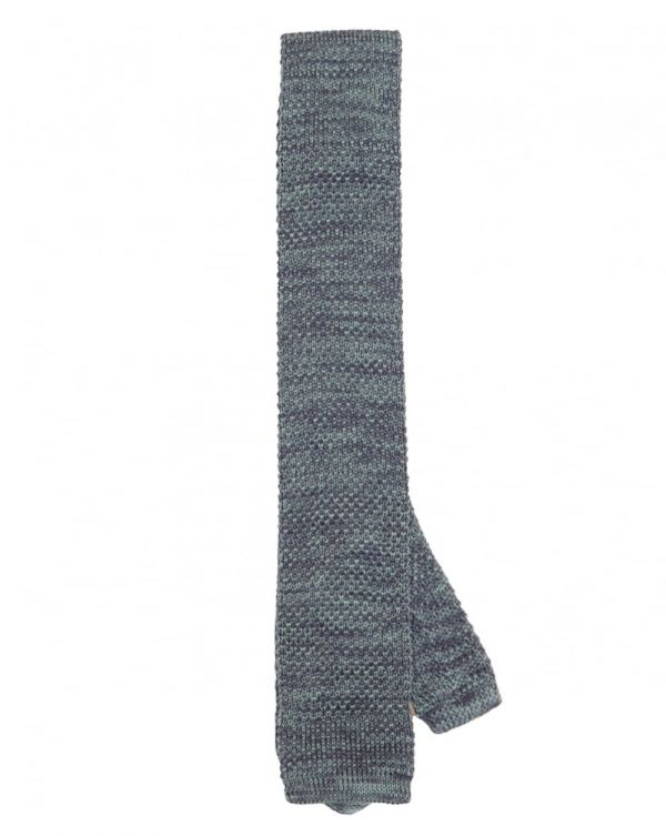 Marled Knitted Tie