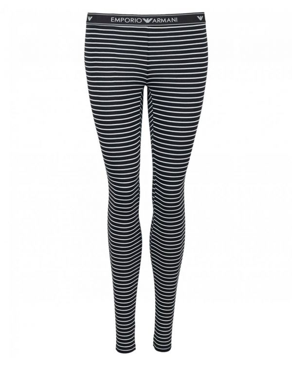 Nautical Striped Leggings