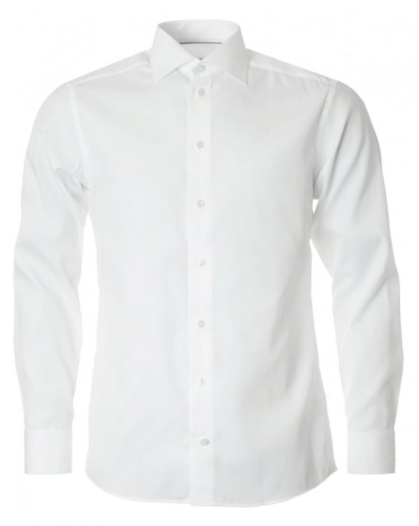 Plain Poplin Double Cuff Shirt