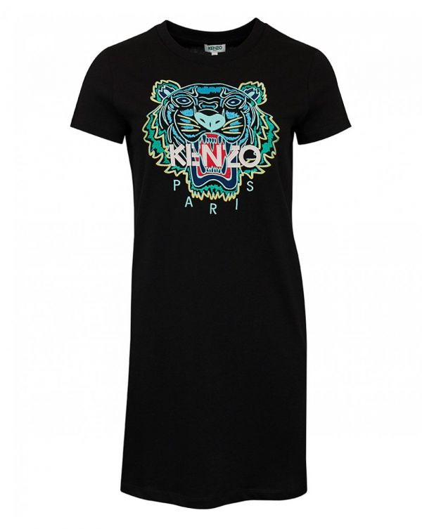 Iconic Classic Tiger T-shirt Dress