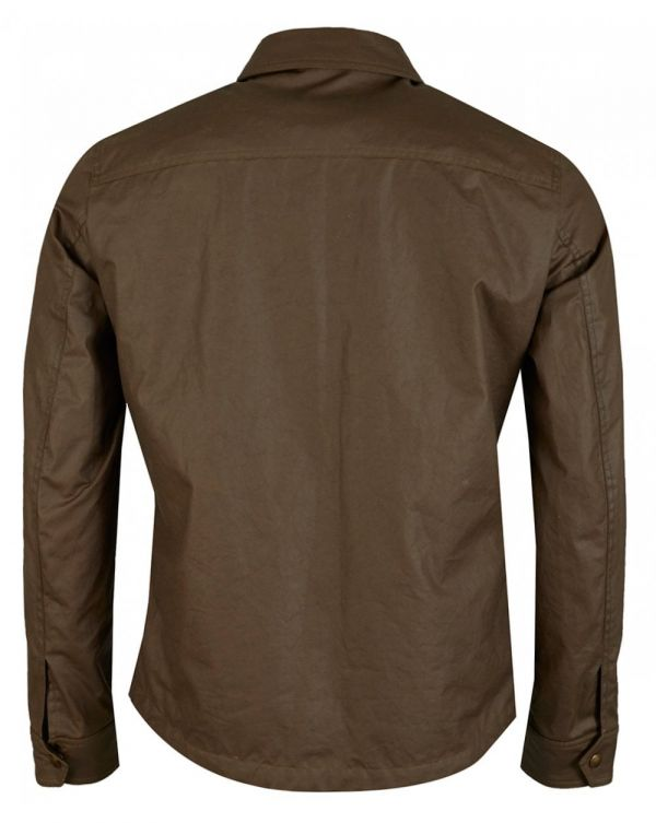 Dunstall Zip Shirt Jacket