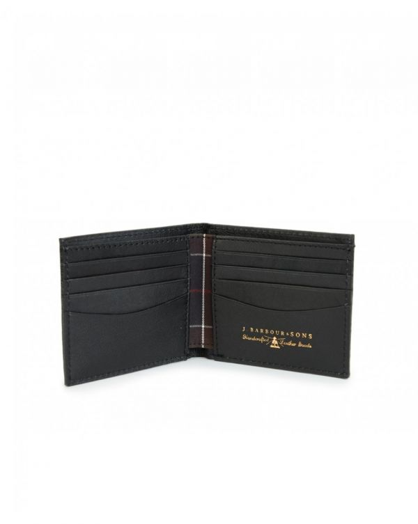 Leather Belt And Wallet Gift Set