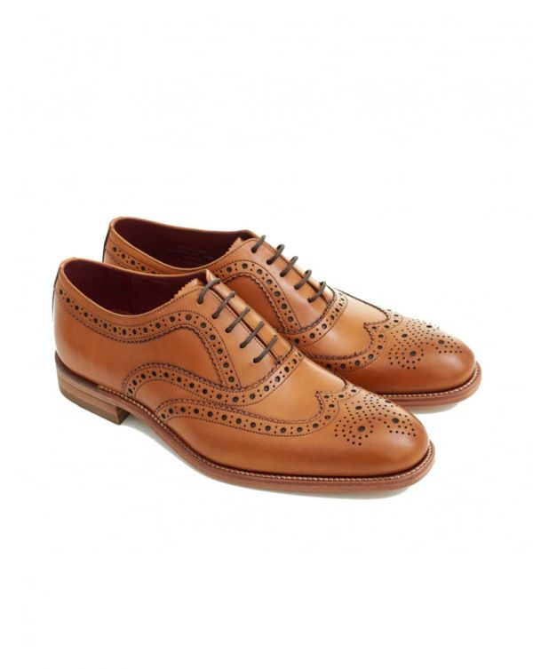 Fearnley Goodyear Welted Brogues