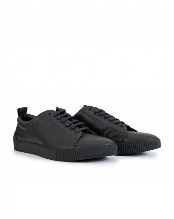 Zero Low Leather Trainers