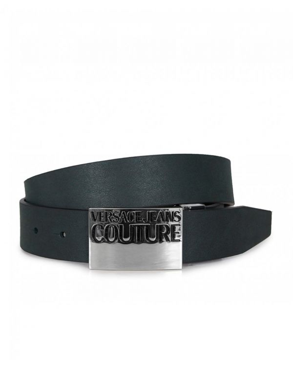 Buckle Reversible Leather Belt