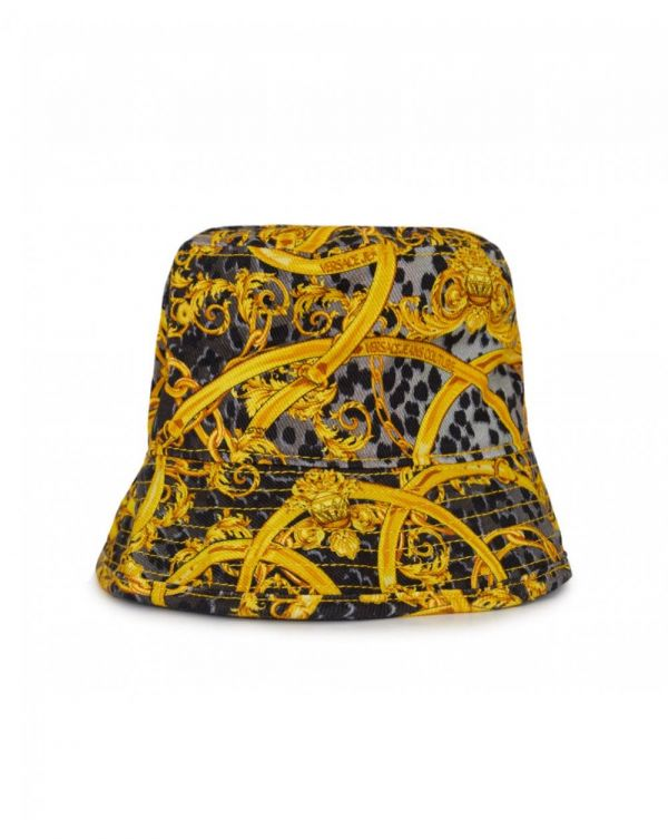 Chain Leo Bucket Hat
