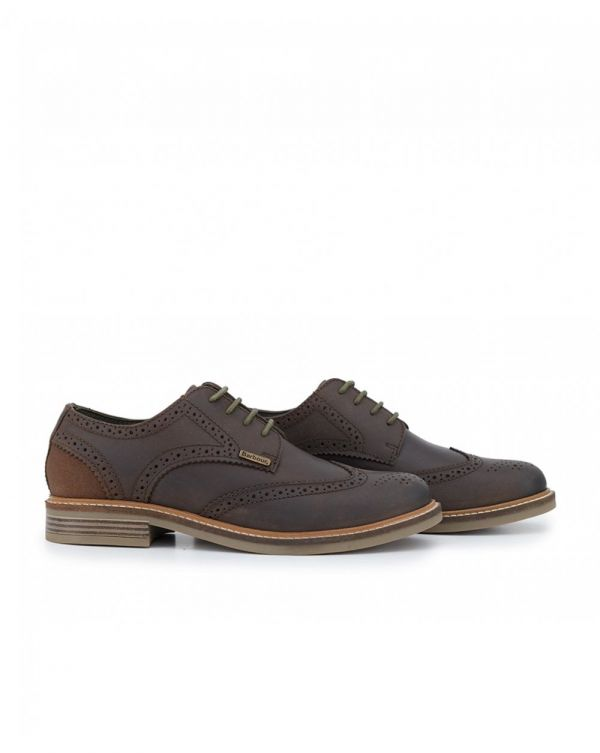 Bamburgh Leather Oxford Brogues