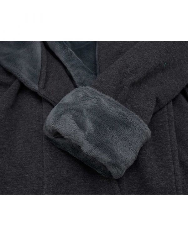 Duffield Ii Fleece Lined Dressing Gown