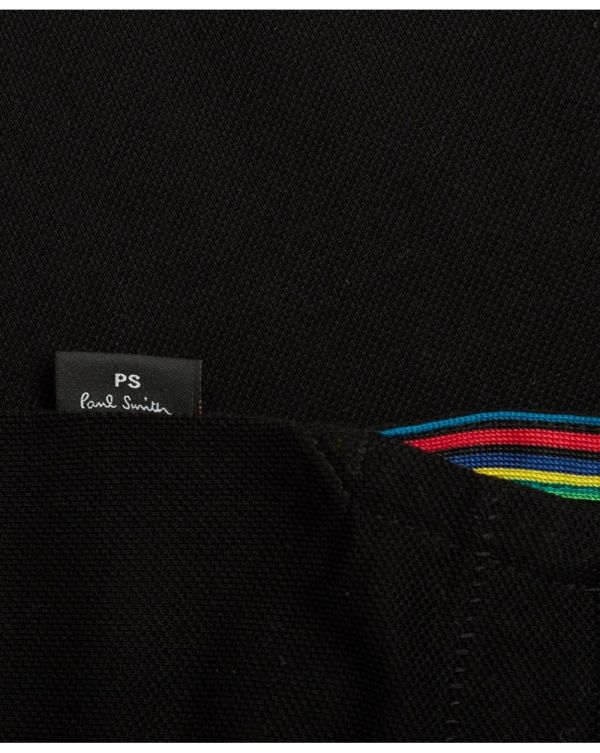 Striped Plackett Polo