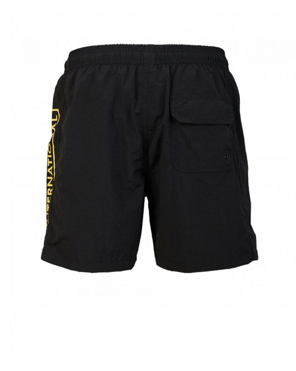 Large Logo Swim Shorts