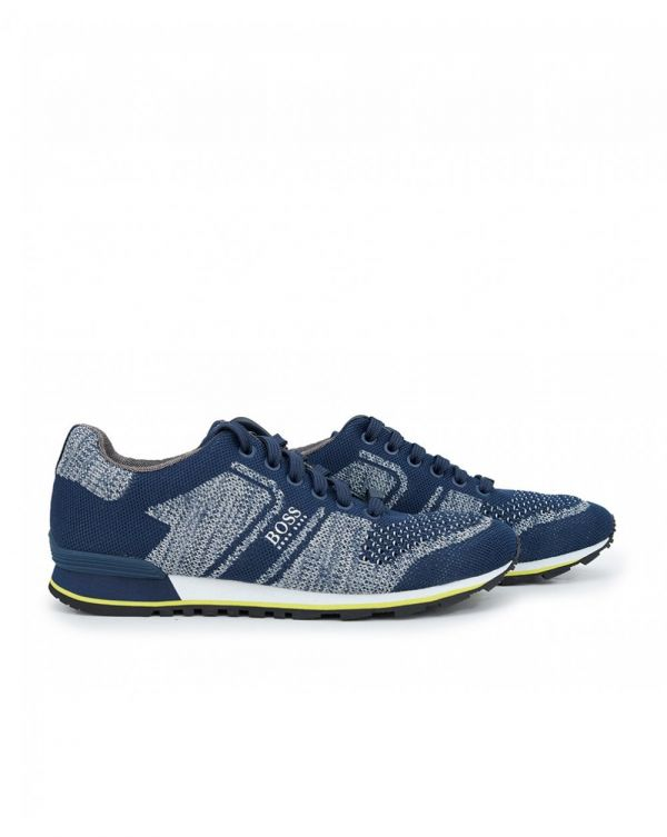 Parkour Run Knit Trainers