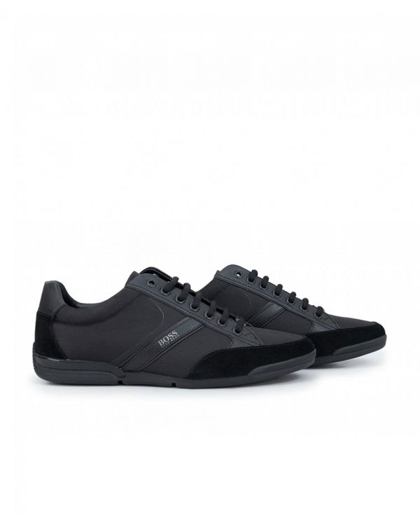 Saturn Mesh Suede Trainers