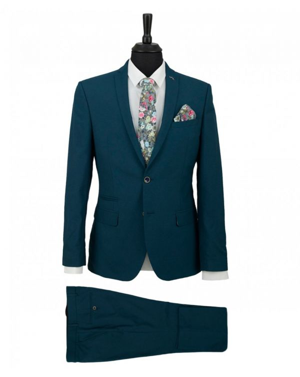 Two Button Slim Fit Suit