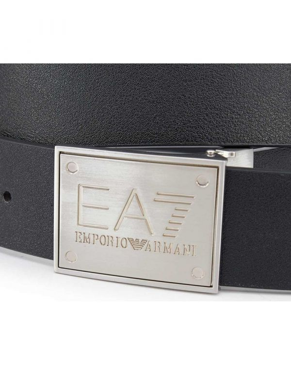Train Core Reversible Leather Belt
