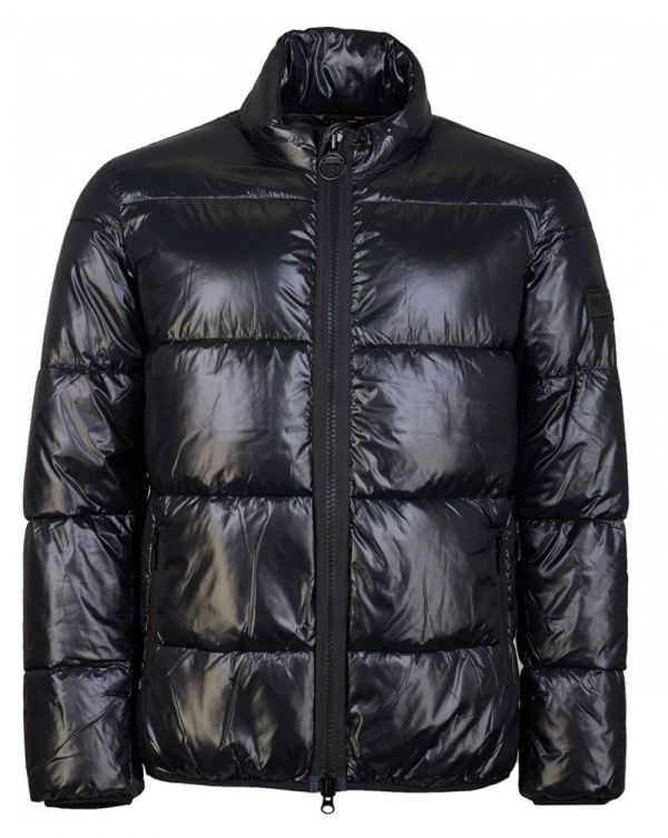 International Heavy Quilted Down Jacket